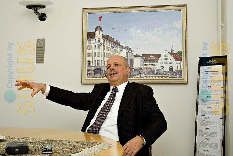 Dr. Konrad Hummler: Bank Wegelin & Co