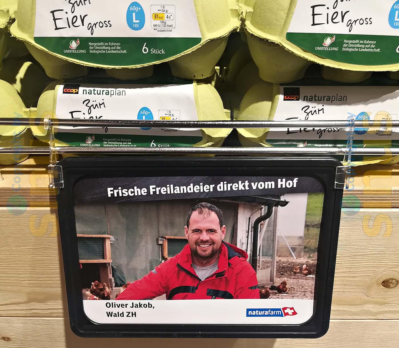 Hühnereier-Produzent