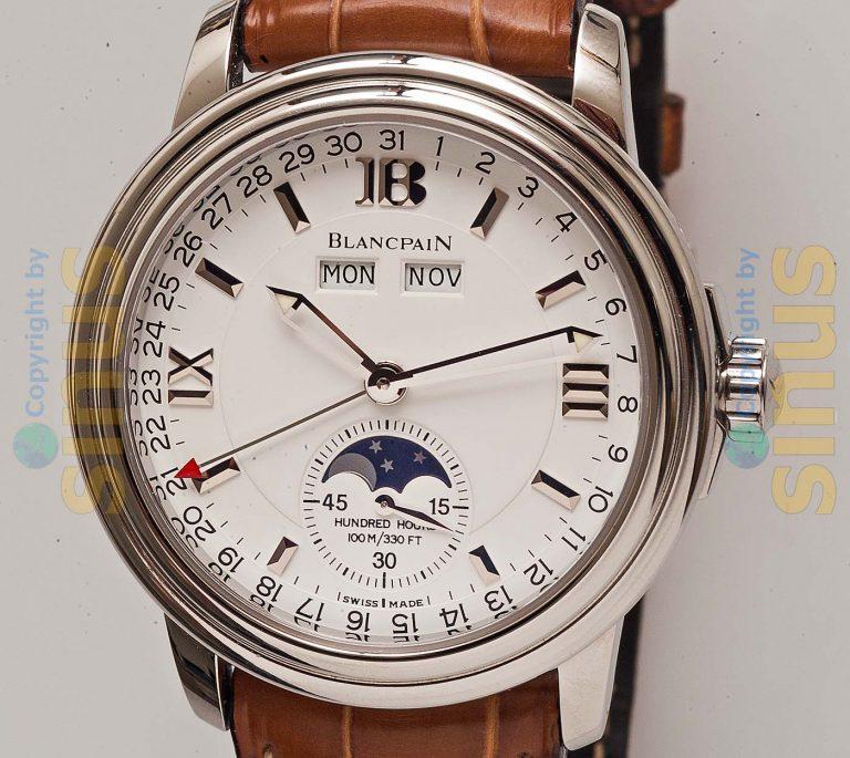 Blancpain - Uhr Luxus