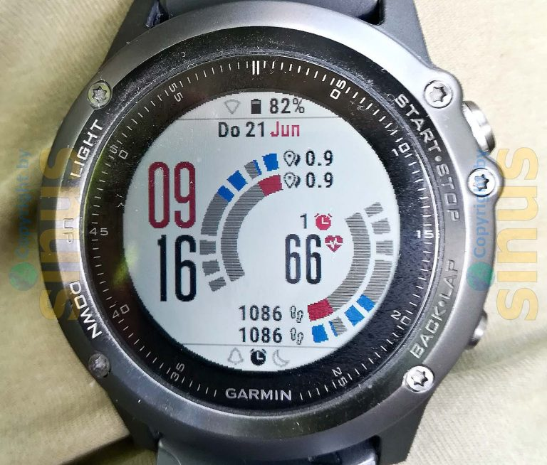 Watchfaces Fenix 3HR
